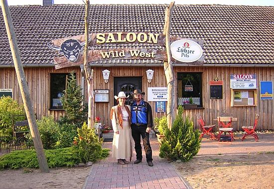 Saloon Wild West Kukuk Geschlossen